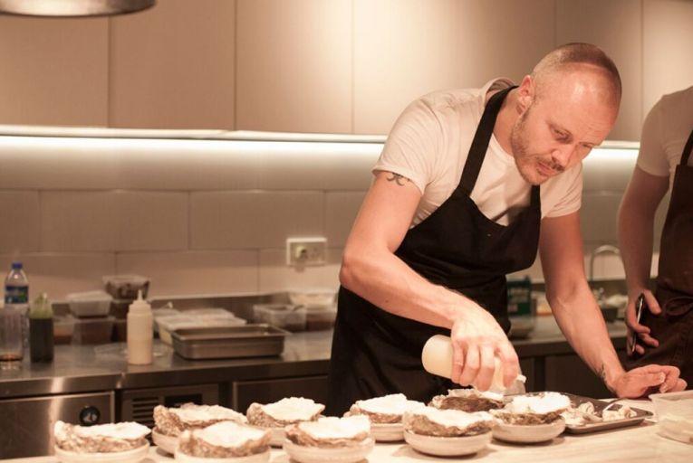 Michelin chef Mickael Viljanen to take over Chapter One restaurant