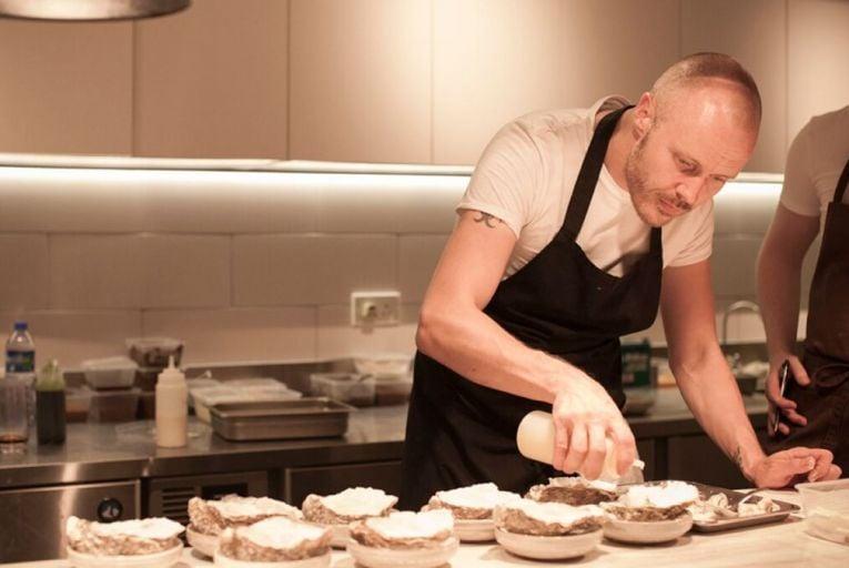Mickael Viljanen has held two Michelin stars as head chef at Greenhouse in Dublin since 2019