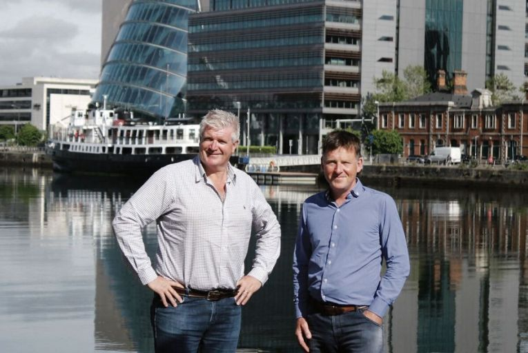 Dublin start-up signs deal with major US property company