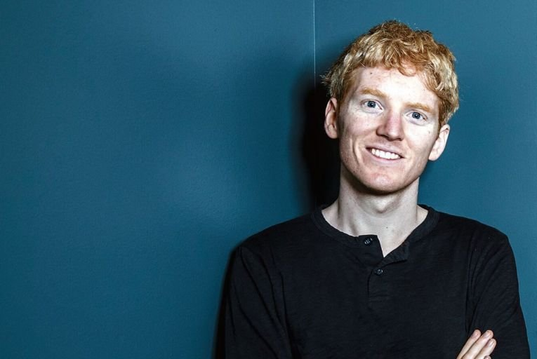 Patrick Collison, the Stripe chief executive, said his company worked with more than 100,000 of Europe's most innovative firms.