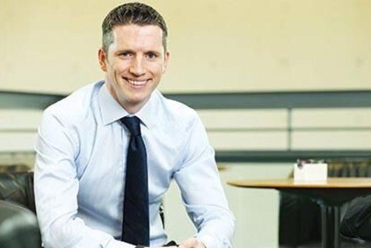 Simon Boucher, chief executive of the Irish Management Institute