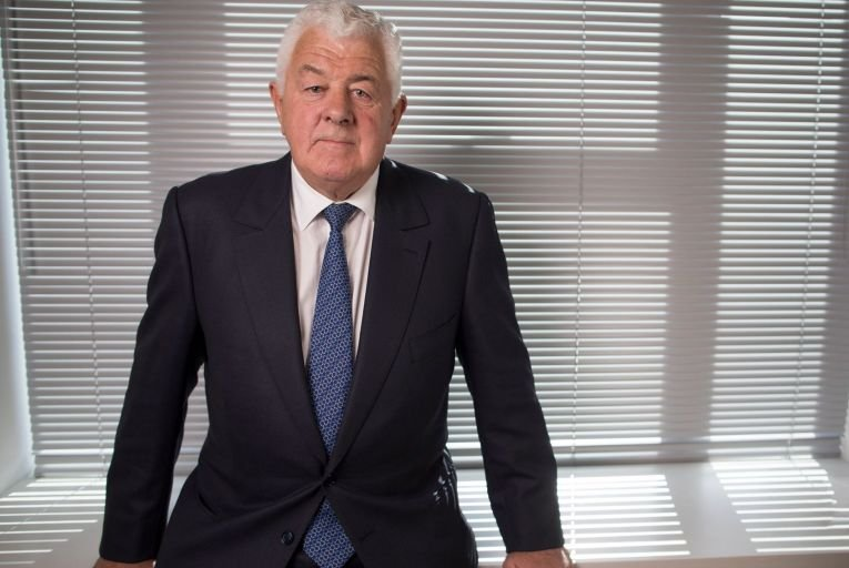 Richard Burrows: joining Pepco board Pic: Fergal Phillips