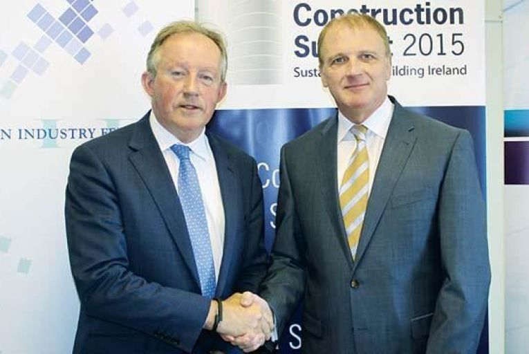 Top speakers set for construction summit