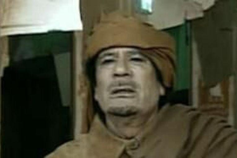 Pro-Gaddafi forces gaining the upper hand in Libya