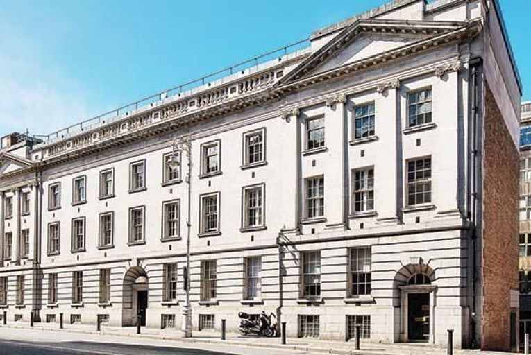Offers over €6m sought for D2 office