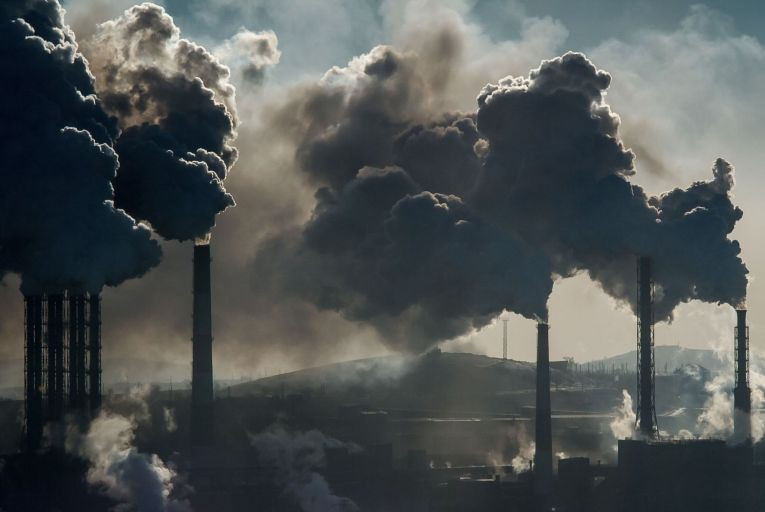 The main driver of the CO2 emissions increase is coal-fired power for electricity. Picture: Getty