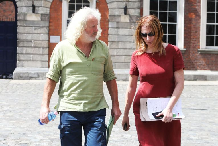 Clare Daly and Mick Wallace's views have become a regular feature on state media in countries such as Russia, Belarus and China. Picture: RollingNews.ie