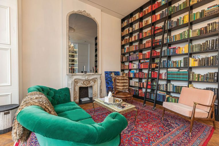 This luxury two-bed rental in Kensington, London, is in our sights when travel is back on the agenda