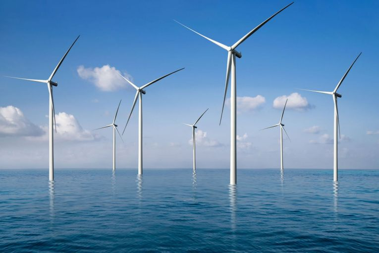 Accelerating wind energy – offshore as well as onshore – will continue to meet obstruction. Fake news that this basic infrastructure is a threat to human health will continue to get purchase. Picture: Getty