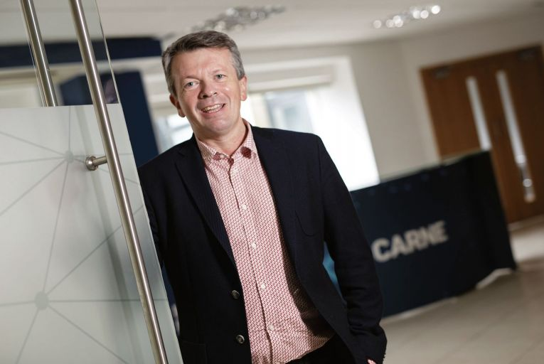 John Donohoe, founder of Carne Group: 'we have a long horizon'