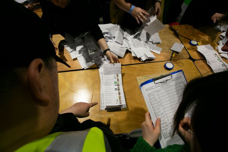 About 1,700 votes scrapped at count after ballots not stamped