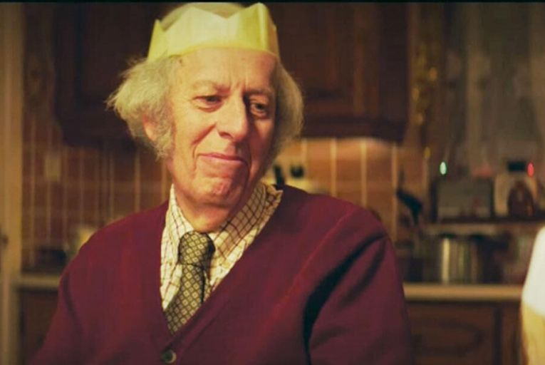 Lidl's latest festive ad features an old man whose family surprises him at Christmas