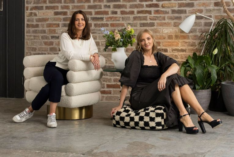 Carol Anne Leyden, of CA Design, and Ingrid Hoey, fashion stylist, have joined forces on on a carefully curated edit of the best contemporary interiors available