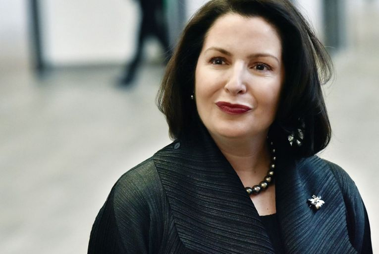 Francesca McDonagh, chief executive, Bank of Ireland: buying Davy in and of itself will not be a transformative deal for the bank, but what it does offer the bank is a chance to turbocharge its non-fee income