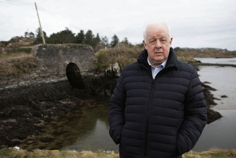 Murder at the Cottage: The Search for Justice for Sophie, is a new five-part series by Jim Sheridan that examines the murder of Sophie Toscan du Plantier in West Cork in 1996. Picture: Barbara McCarthy