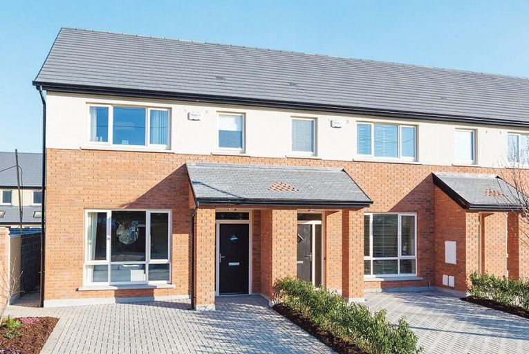 Chance to view new homes in Ballycullen estate