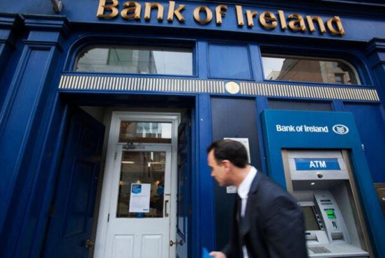 Bank of Ireland swung into a loss of €374 million in 2020, compared with a prior year profit of €748 million. Picture: Rollingnews.ie