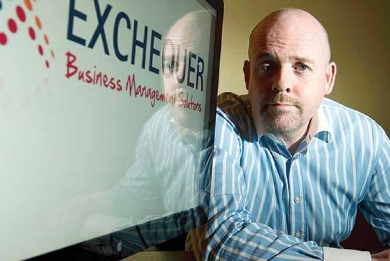 Alan Connor, commercial director, Exchequer Business Management  Solutions