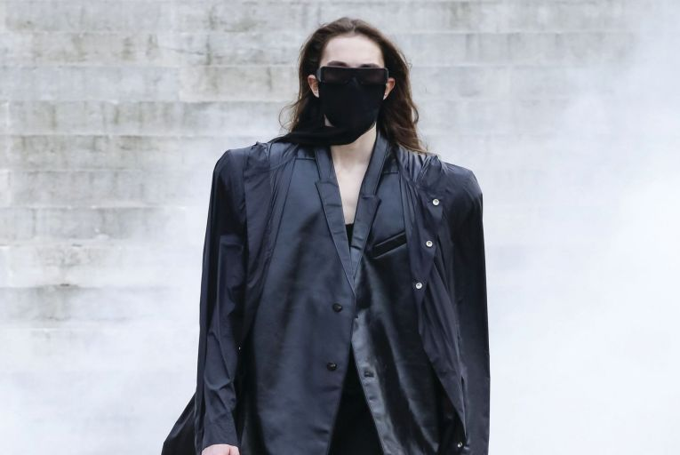 Rick Owens: an exploration of 'male supressed rage'
