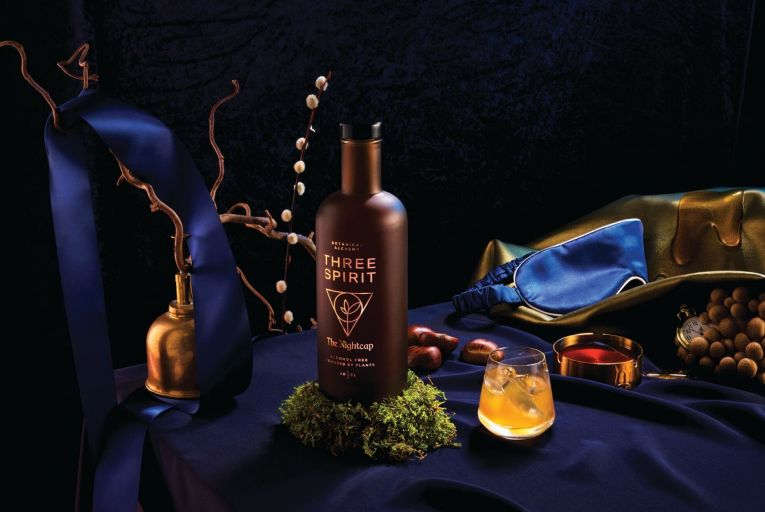 Three Spirit's non-alcoholic tipple Nightcap