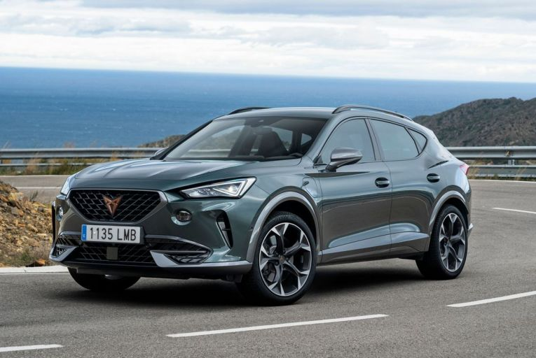 First look: Cupra looks to make its mark here with stylish hybrid SUV
