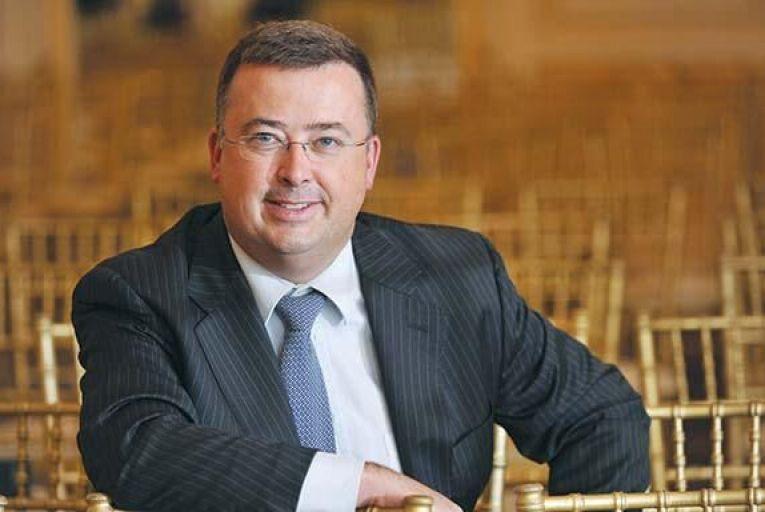 Pat Lardner, chief executive of Irish Funds