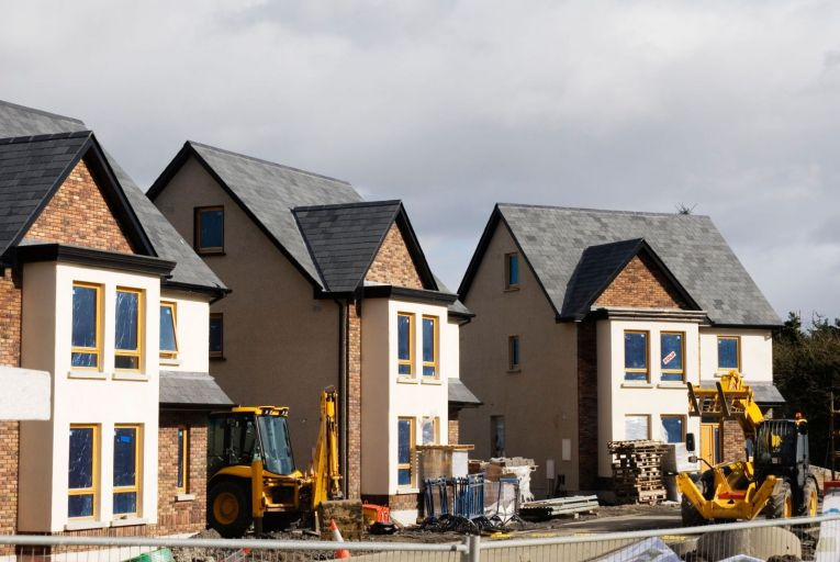 Time to give the property sector something to build on