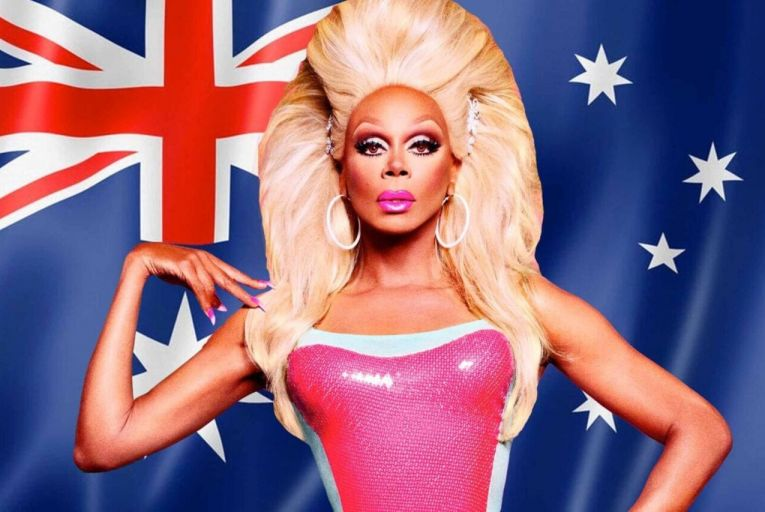 RuPaul's Drag Race hits Australia and New Zealand