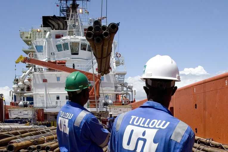 Tullow Oil swings back to profit for the first half of 2021