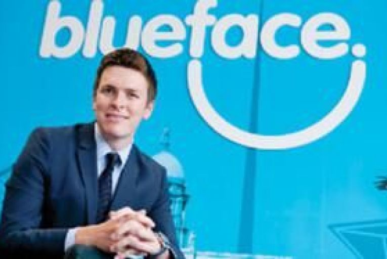 Brian Martin, business evelopment manager, Blueface.