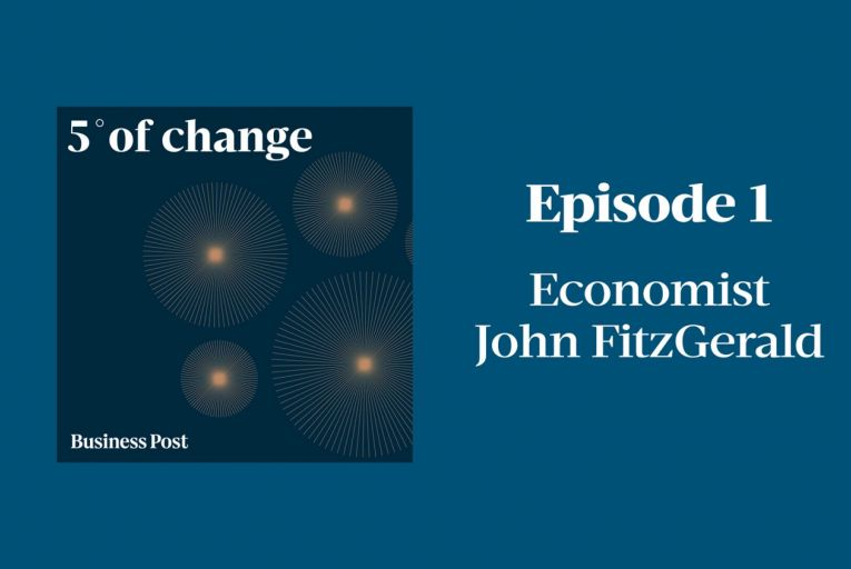 Podcast: Five Degrees of Change - John FitzGerald