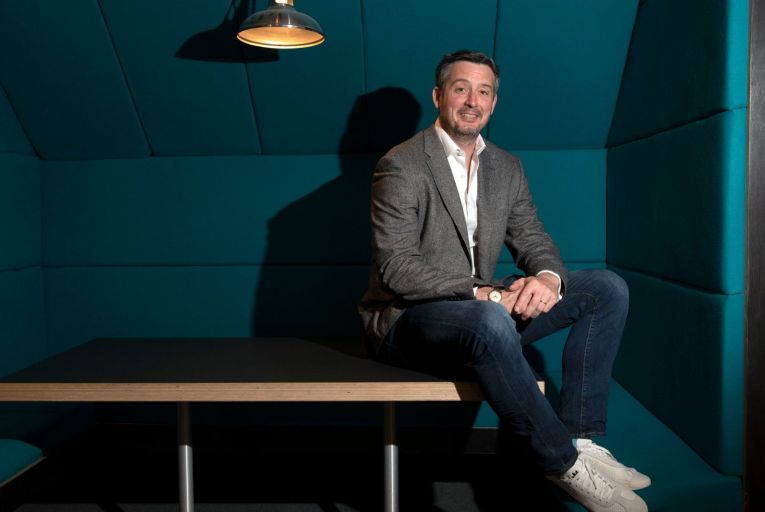 Pat Stephenson, chief relationship officer at Boys+Girls, said joining By The Network was hugely exciting for the agency. Picture: Maura Hickey.