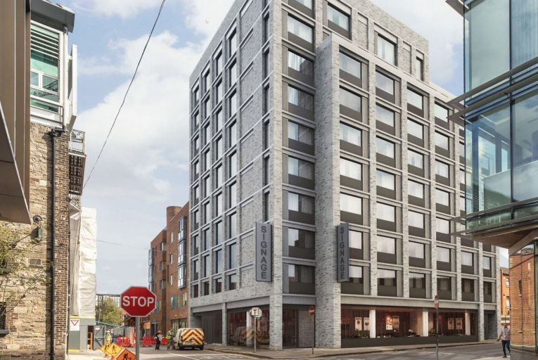 Red Rock Developments will use the new Fortwell construction facility to develop its inaugural hotel, a 113-bedroom scheme on Gloucester Street in Dublin city centre