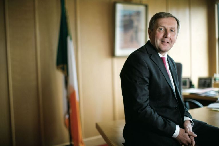 Michael Creed: agriculture minister thinks a fishery deal is unlikely by July deadline. Picture: Fergal Phillips