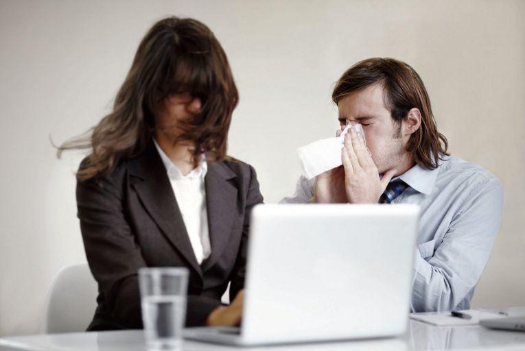 Changing workplace behaviour is key to containing coronavirus