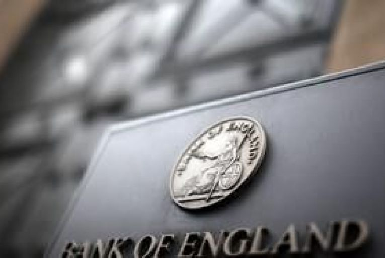 """Debt crisis could trigger """"disorderly outcome"""", says Bank of England"""