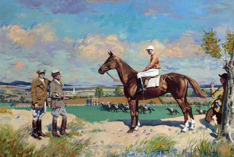 Sergeant Murphy and Things by William Orpen is expected to realise €250,000-€350,000
