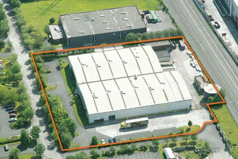 Unit 2, Cloverhill industrial estate sold for more than €2 million