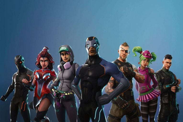 Epic Games, with its huge cast of characters, is still in a battle with Apple