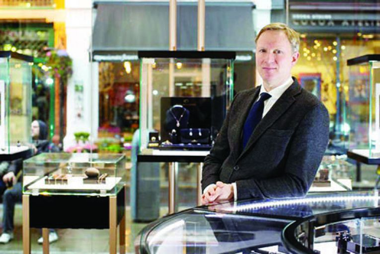 Jewellers see sparkle return to the market