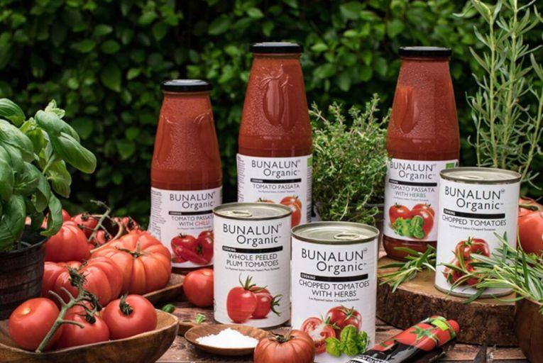 Bunalun, the Irish organic food brand, is headquartered in Bray, Co Wicklow. Picture: Bunalun