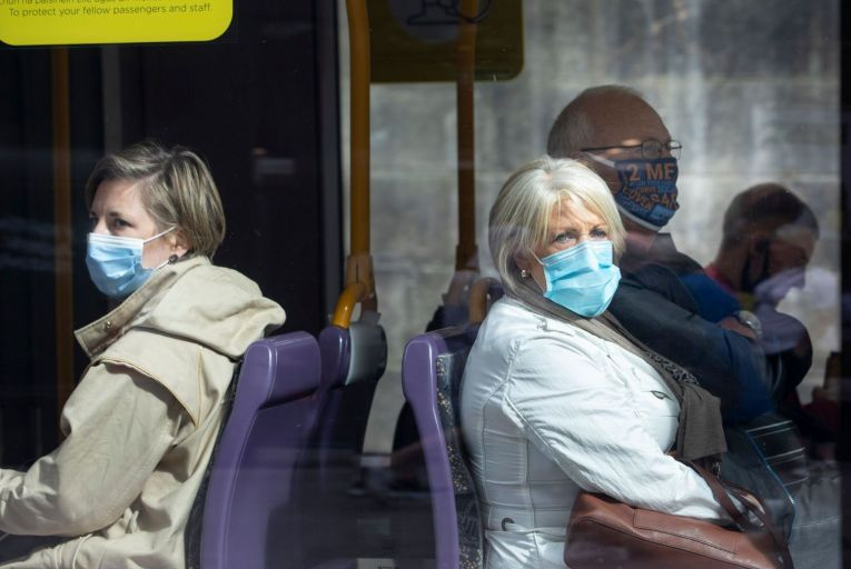 Our model for fighting the pandemic requires the public to trust the government, a trust which has been shown in recent years to be fragile. Photo: Fergal Phillips