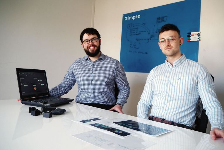 Glimpse nets €400,000 funding and sets sights on more