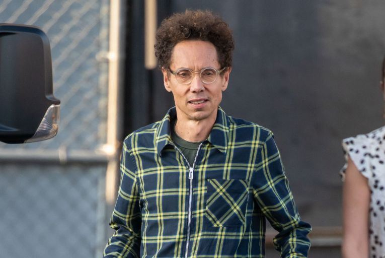Malcolm Gladwell sold out the Olympia in Dublin in November