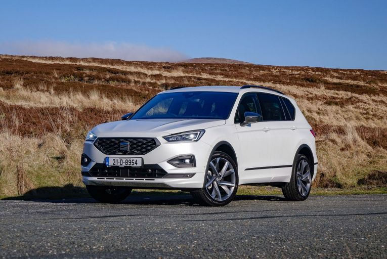 Test drive: Seat gets the formula right with its Tarraco FR