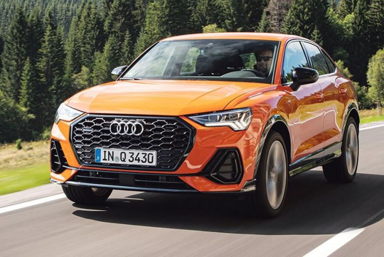 Audi brings sportiness to the Q3 range