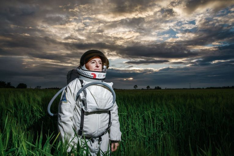 Dr Niamh Shaw: 'If I had the money, I'd do it but I wouldn't feel I'd satisfied my life's mission to be an astronaut.' Picture: Naoise Culhane