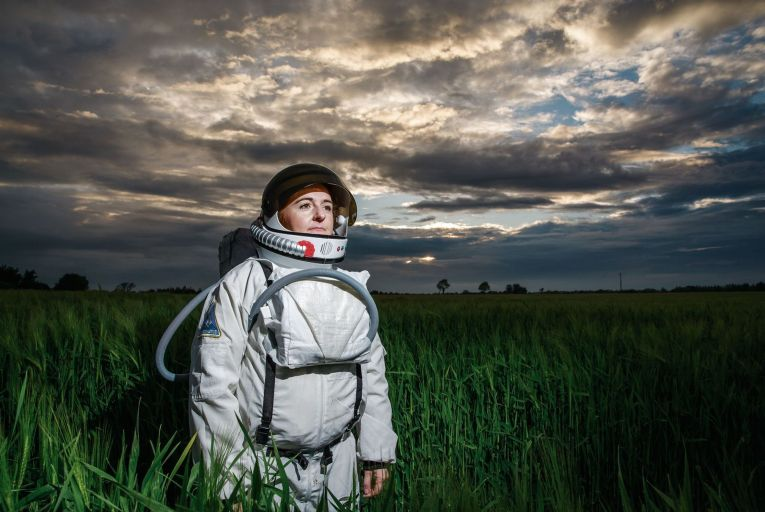 The sky's no limit for would-be first Irishwoman in space