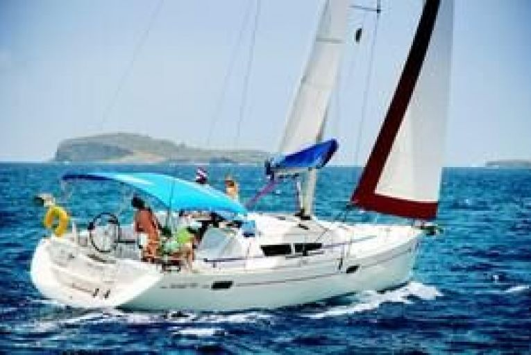Abroad: Top five sailing holidays