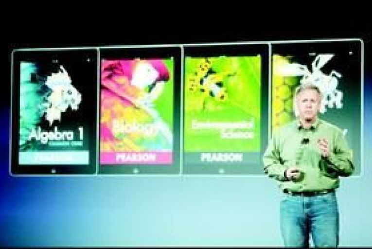 Apple's iBooks 2 is unveiled